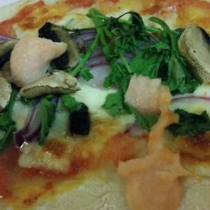 食べすぎた〜! 手作りピザの日
