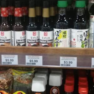 海外で購入可能な日本食品