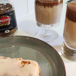 流行りのダルゴナコーヒーを作ってみた