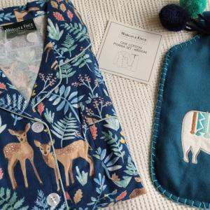 冬用のパジャマを購入