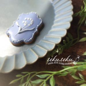 【アイシングクッキー講師作品】 ~もうひとつのすずらん✽大好きなお花♡~