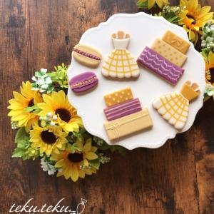 【米粉クッキー&天然色素アイシング】 ~国産野菜を使った100%野菜パウダーと米粉クッキー~
