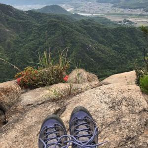 【山登り】 ~まさかの初登山✽話しを聞くのは楽しく別世界のはずがご縁とは不思議♡~