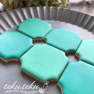 【アイシングクッキーtamami♡作品】 ~お土産クッキーを作ろう✽そうだったんだ!♡~
