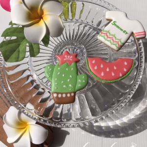 【イベントご案内】 ~本日お申込み締切り♡7/11(日)アイシングクッキー作り体験♡~