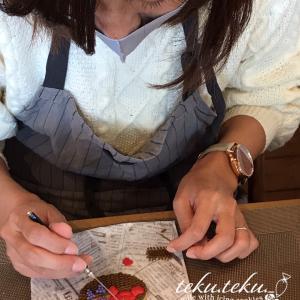【皆さまのご感想】 ~アイシングクッキーを友達にプレゼント♡喜ばれるので嬉しい♪~