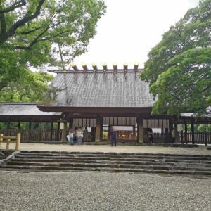 熱田神宮参拝記