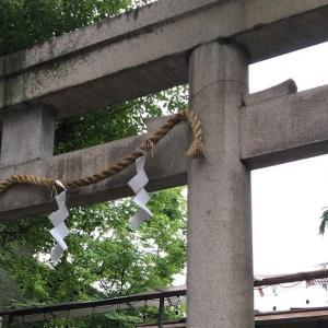 【御朱印集め】大阪のパワースポット!難波八阪神社