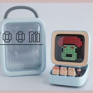【DIVOOM】良音!ピクセルアートで遊べるスピーカーが楽しい【DITOO】