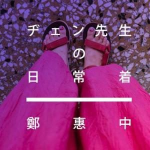 台湾と日本でヂェン先生の日常着が買えるお店まとめ【鄭惠中】