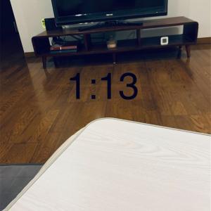 204日目 ✖️(10月22日〜23日)
