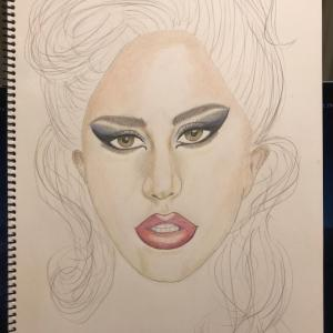 Lady Gaga  オマージュ