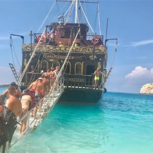 【ギリシャアテネ観光のお供に】ザキントス島の絶景ビーチ・ナヴァイオ海岸に行こう