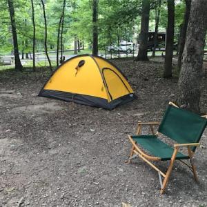 【カーミットチェアを買ってみた!】おしゃれキャンプチェアの気になる使い心地や特徴をまとめました