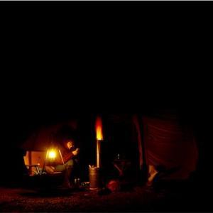 【冬キャンプ暖房】ロケットストーブ(焚火缶)がラク&火力十分でおすすめ!