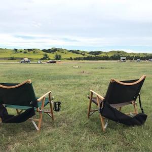 【アメリカキャンプ】バッドランズ国立公園でキャンプ!