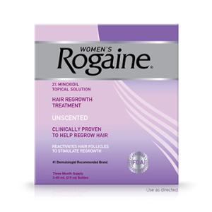 女性用ロゲインの使用。抜け毛が大量だった初期脱毛を乗り越え回復傾向へ【前編】