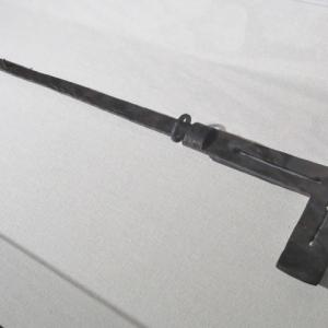 富士山かぐや姫ミュージアムに「東海の軍を発す―伝法 東平1号墳とヒミツの武器」を観に