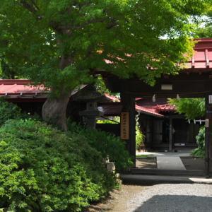 富士山への篤い信仰、御師住宅(旧外川家住宅、小佐野家住宅)