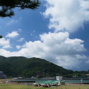 土肥海水浴場 小土肥海水浴場 (西伊豆の海水浴6)
