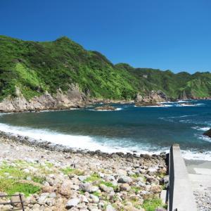 入間海岸 吉田海岸 (南伊豆の海水浴9)