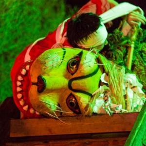12日(木)に南伊豆で小稲の虎舞が行われます