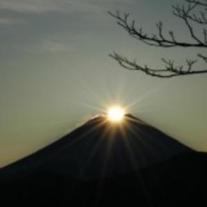 12日(金)から身延山山頂 奥之院思親閣でダイヤモンド富士観賞会が開催予定