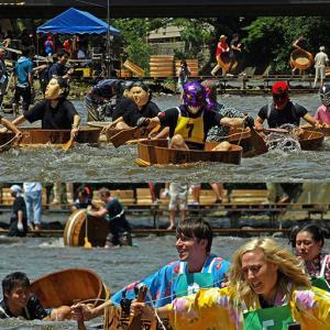 伊東の松川タライ乗り競走は中止です 新型コロナウイルス災禍