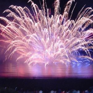 20日(土) に下田で伊豆白浜 海の祭典 納涼花火大会が開催されます