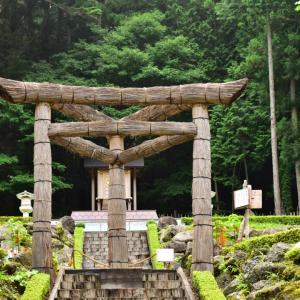 宇宙に近い神社