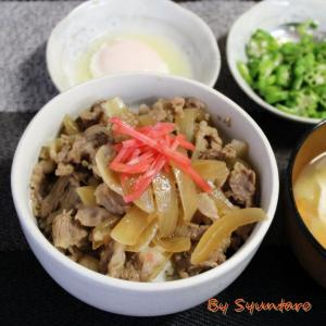 黄金比+1で作る、甘さが決めて!『すき家風牛丼』の再現レシピ【牛肉小間・玉ねぎ・再現】