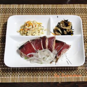 市販の麺つゆ使用で簡単『ひじきの煮物』~ヤマキの麺つゆ使用・減塩タイプ~【ひじき・麺つゆ煮・簡単】