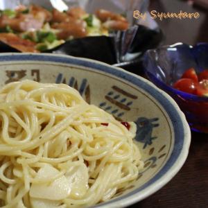 【大分野菜・イタリアン・パスタ】大分にんにく「がーりっくん」で作る『基本のペペロンチーノ』 #おおいたクッキングアンバサダー