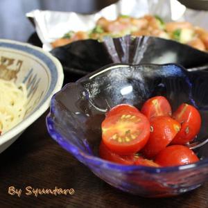 【大分野菜・イタリアン・サラダ】大分産ミニトマト「竹田ミニトマト」で作る『ミニトマトのマリネ』 #おおいたクッキングアンバサダー