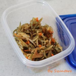 【簡単・作り置き】ダイソーで見つけた『五目茎わかめミックス』は、普段使いの副菜にぴったり‼