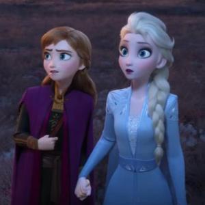 *アナと雪の女王2*Frozen*