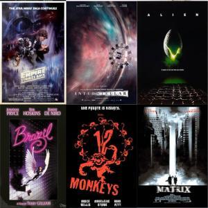 好きなSF映画って何??