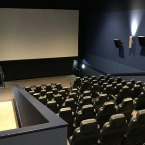 映画館がようやく開館