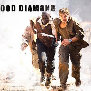 「ブラッッドダイアモンド」とかいうデカプリオ映画を見る