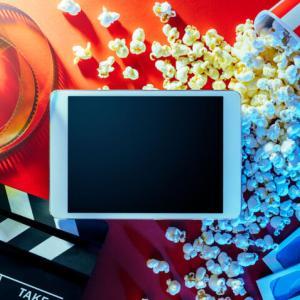 最近見た面白い映画やドラマやアニメを挙げる