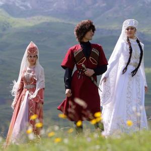 【ロシアの民族⑪】オセット人(オセチア人)