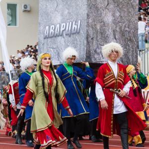 【ロシアの民族⑱】アヴァール人