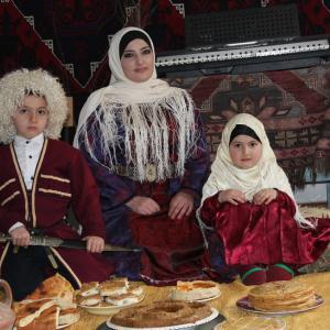【ロシアの民族㊷】アグール人