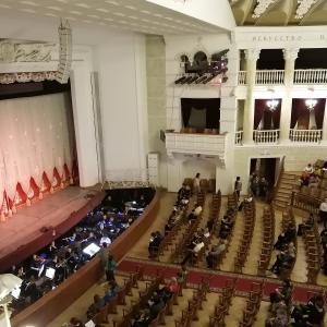 コロナ禍だけど…今度は劇場を再開します!【ブリヤート共和国】
