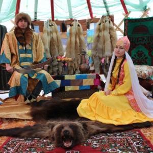 【ロシアの民族51】シベリア・タタール人