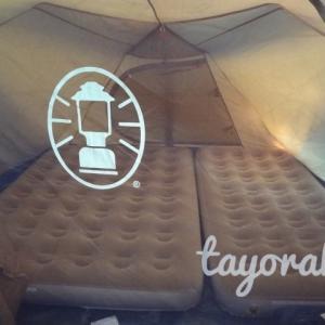 【テントの劣化年数】コールマンのキャンプ用テントを処分しました