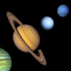 土星と冥王星の完全な合が起きる