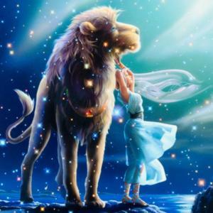 獅子座満月がやってきます
