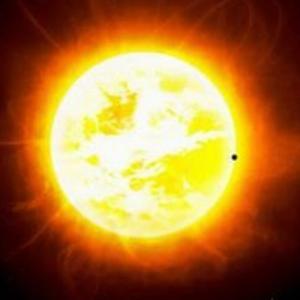 太陽は人生の目的であり、自己実現!