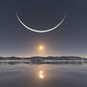 新月の願いごとをしよう!
